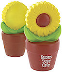 Sunflower in Pot Stress Balls